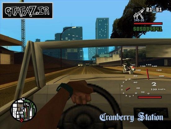 دانلود نرم افزار هک دوربین برای (GTA 5 (San Andreas